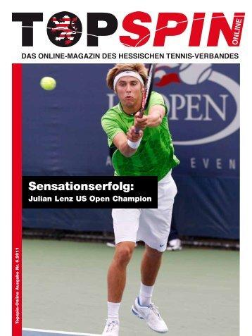 Topspin-Online Nr. 6: als .pdf herunterladen - TC Wettenberg e.V.