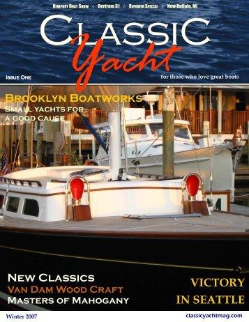 On Watch - Classic Yacht Magazine