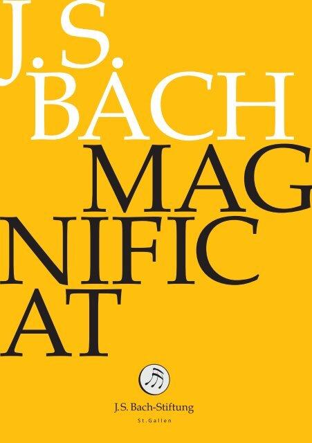 Abendprogramm BWV 243 (2009) (1.5 MB) - J. S. Bach-Stiftung