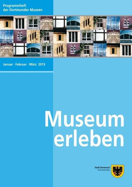 Museum erleben - Bildende Kunst in Dortmund