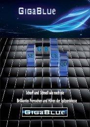 Giga Blue Prospekt 2012