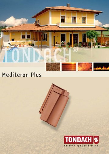 Mediteran Plus - Tondach