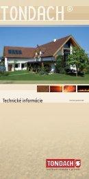 Tech info 2009.indd - Tondach www