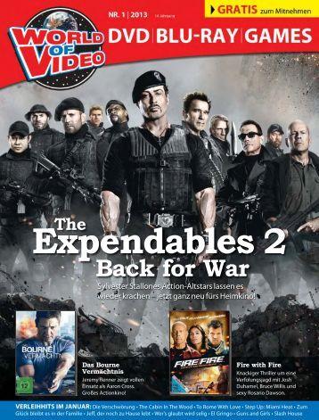 finden Sie die aktuelle Ausgabe zum Download - World of Video
