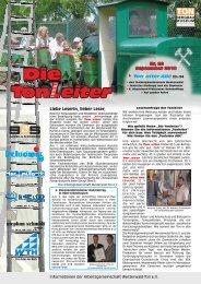 Die TonLeiter Nr. 20 September 2010 - AG Westerwald-Ton eV