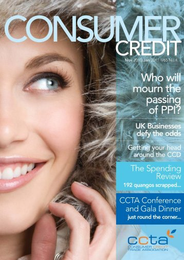 Leicester Marriott - Consumer Credit Trade Association