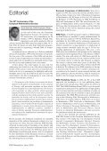 EMS Newsletter June 2010 - European Mathematical Society ... - Page 5