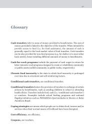 Glossary - WFP Remote Access Secure Services