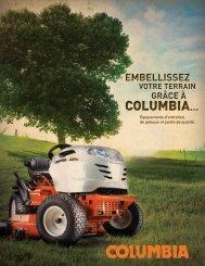 Brochure Columbia