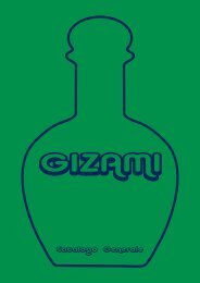Catalogo Generale - Gizami srl - via Newton, 11 - Pero