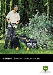 John Deere Tondeuses.pdf - Baumgartner-Pampigny