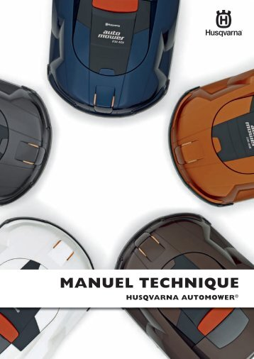 ManuEl TEchniquE - download.myautomower.de