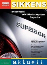 Ausgabe 2 / Juni 2006 - Sikkens GmbH