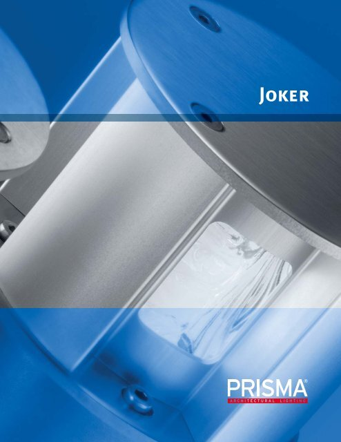 Product Brochure ( pdf) - Performance in Lighting USA