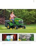 Tondeuses autoportées et tracteurs de jardin - Baumgartner-Pampigny - Page 3