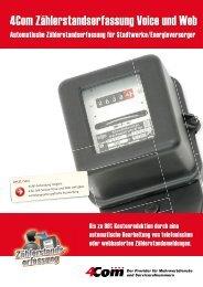 versorger Voice & Web Standard - 4Com