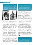 EL SISTEMA HAMMARKULLEN - musikpædagogik i nye rammer - Page 4