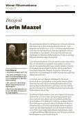 Wiener Filharmonikerne Dirigent: Lorin Maazel - DR - Page 6