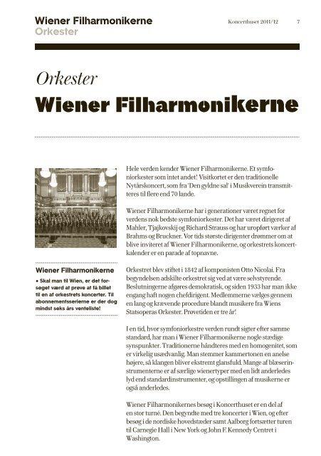 Wiener Filharmonikerne Dirigent: Lorin Maazel - DR