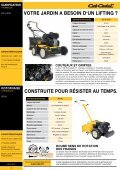 Gamme 2012 - Cub Cadet - Page 6