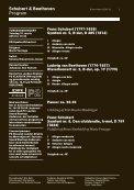 Schubert & Beethoven DR SymfoniOrkestret Dirigent: Mario ... - Page 2