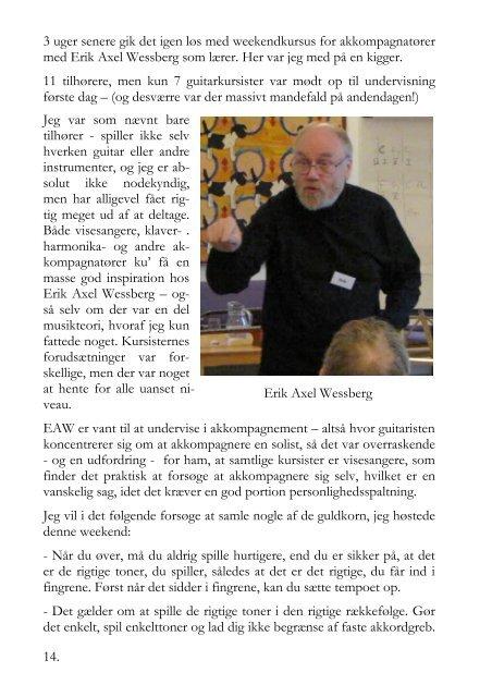 Vi§edommen nr. 1, januar 2012 - Visens Venner København