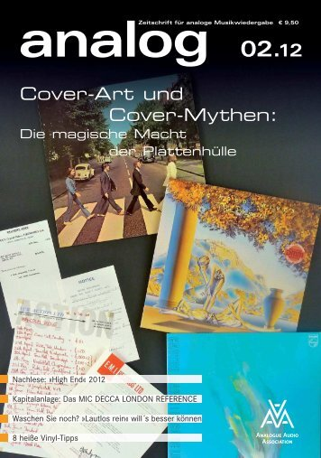 Cover-Art und Cover-Mythen: