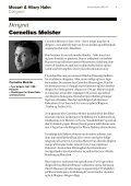 Mozart & Hilary Hahn DR SymfoniOrkestret Dirigent: Cornelius ... - Page 6