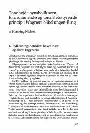 Henning Nielsen - danish musicology online