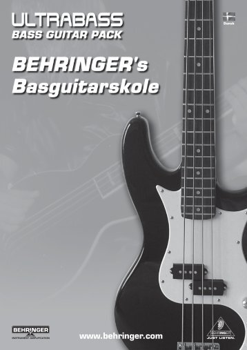 Untitled - Behringer