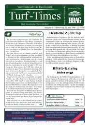 Deutsche Zucht top BBAG-Katalog unterwegs - Turf-Times ...