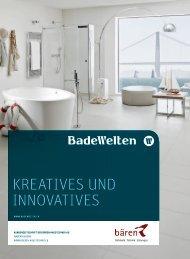 Zeitschrift «Badewelten - Bären Haustechnik AG