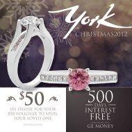 interest free - York Jewellers