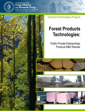 Forest Products Technologies - Biopulping International