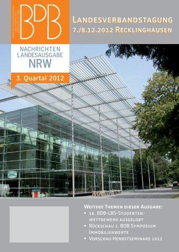 2012-10 - BDB NRW
