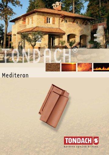 Mediteran - Tondach