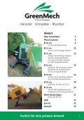 Technik für eine grünere Umwelt - GreenMech - Seite 3