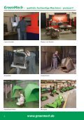 Technik für eine grünere Umwelt - GreenMech - Seite 4