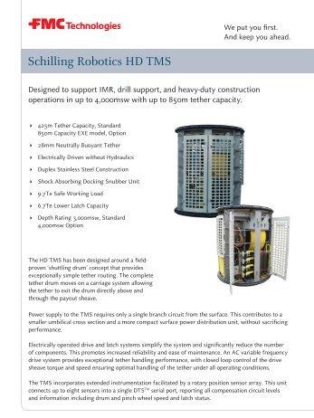 Caution Schilling Robotics