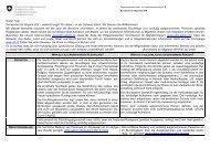 Merkblatt für Flüchtlinge und vorläufig aufgenommene ... - Integration