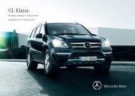 Download Preisliste GL-Klasse - Mercedes-Benz Deutschland