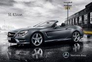 Broschüre des SL herunterladen (PDF) - Mercedes-Benz Österreich