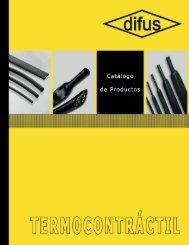 Page 1 Page 2 TERMOCONTRÁCTIL Catálogo de Productos La ...