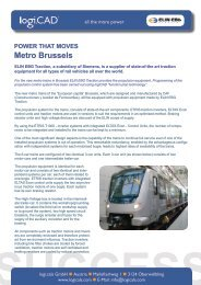 Metro Brussels - Discover the world of logi.cals!