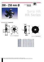 Serie HR HR Series - Soler & Palau