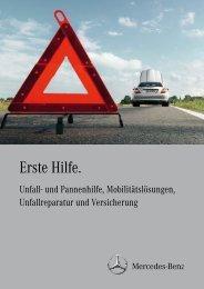 Erste Hilfe. - Mercedes-Benz Schweiz