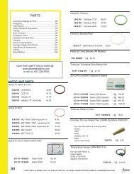 PARTS PARTS - Discount Dental Parts & Supplies
