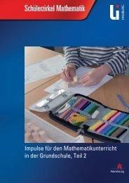 Schülerzirkel Mathematik - Landesinstitut für Lehrerbildung und ...