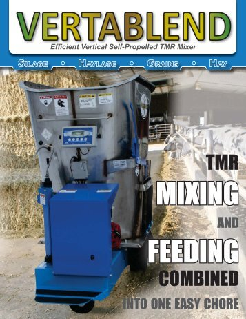 TMR COMBINED - Brodie Ag And Industrial