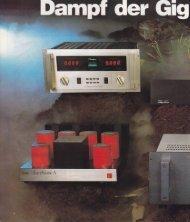 audio 11/84 - TMR Elektronik GmbH